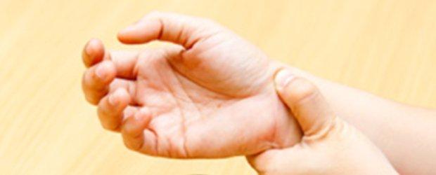 Tunnel carpale: antiossidanti contro il dolore