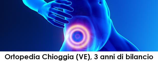 Ortopedia Chioggia (VE), 3 anni di bilancio