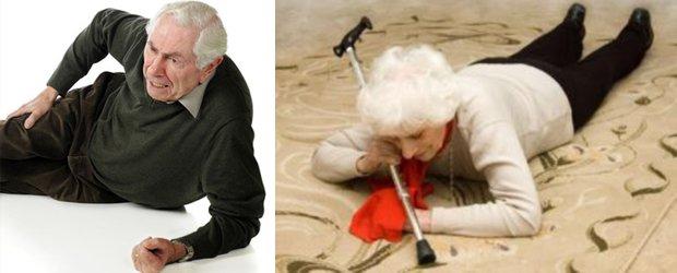 Più cadute e fratture con il morbo di Parkinson