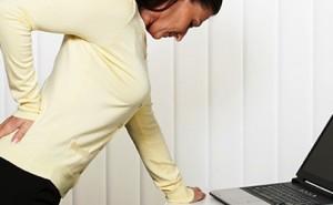 Mal di schiena, il dolore diminuisce in estate