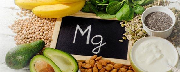 Magnesio, fondamentale per ossa forti
