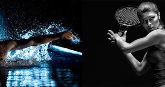 Spalla del nuotatore: a rischio anche i tennisti