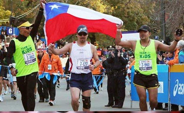 Dopo 69 giorni in miniera, vale la Pena correre la Maratona di New York