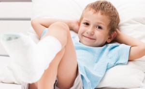 Fratture: i bambini non sono adulti in miniatura