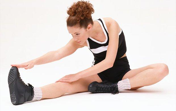Con il giusto riscaldamento il ginocchio ringrazia
