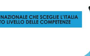 LA MULTINAZIONALE CHE SCEGLIE L'ITALIA PER L'ALTO LIVELLO DELLE COMPETENZE