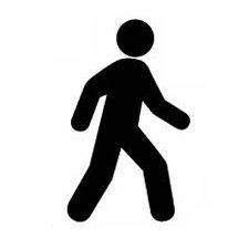 L'anca fa male? Cammina che ti passa.