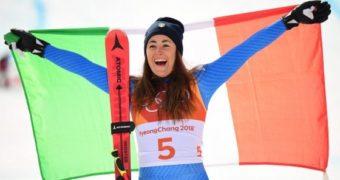 PyeongChang 2018, oro olimpico per Sofia Goggia: come fanno i grandi sciatori ad evitare i traumi?