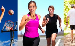 Attività fisica fa rima con salute